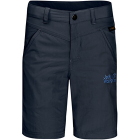 Jack Wolfskin Sun Shorts Kinder night blue
